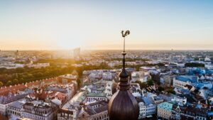 Best flight deals out of Riga (Lativa).