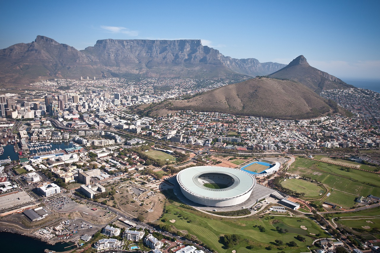 Best Flight Deals out of Cape Town, South Africa